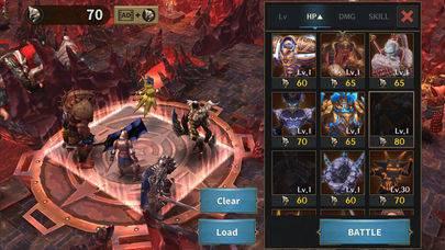 「Dungeon Simulator: StrategyRPG」のスクリーンショット 3枚目