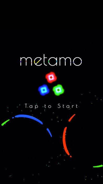 「Metamo-メタモ-」のスクリーンショット 1枚目