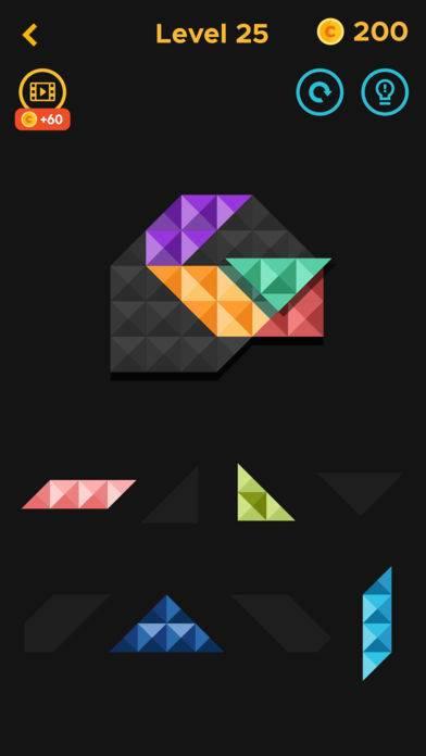 「ザピース(The Piece) - アートブロックパズル!」のスクリーンショット 3枚目