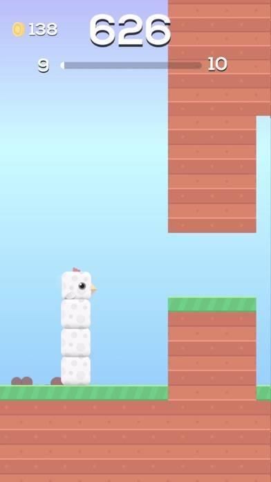 「Square Bird.」のスクリーンショット 1枚目