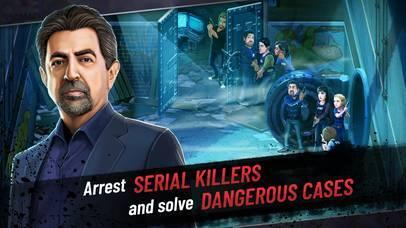 「Criminal Minds The Mobile Game」のスクリーンショット 2枚目