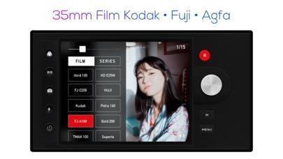 「FILCA - SLR Film Camera」のスクリーンショット 2枚目