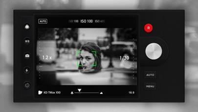 「FILCA - SLR Film Camera」のスクリーンショット 1枚目