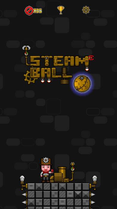 「SteamBall」のスクリーンショット 1枚目