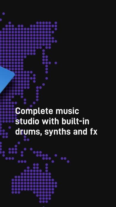 「Endlesss - Multiplayer Music」のスクリーンショット 3枚目