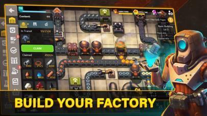 「Sandship: Crafting Factory」のスクリーンショット 1枚目