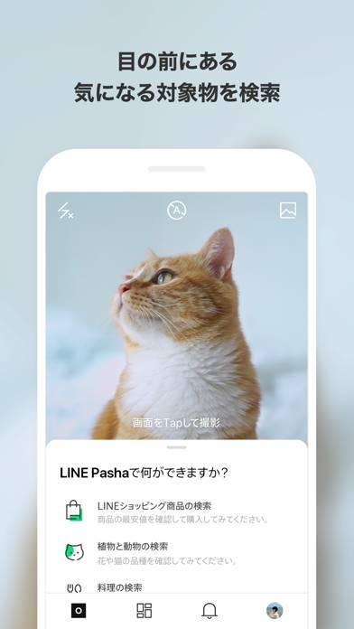 「LINE Pasha」のスクリーンショット 1枚目