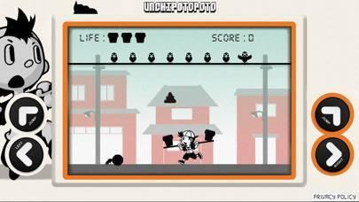 「ウンチポトポトゲーム」のスクリーンショット 1枚目