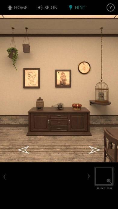 「脱出ゲーム The TREASURE」のスクリーンショット 3枚目