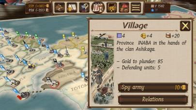 「Shogun's Empire: Hex Commander」のスクリーンショット 3枚目