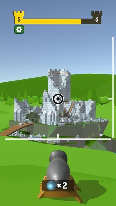「城壊し」のスクリーンショット 2枚目