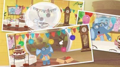 「Jungle Town: Birthday Quest」のスクリーンショット 1枚目