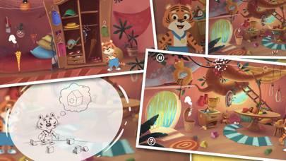 「Jungle Town: Birthday Quest」のスクリーンショット 3枚目