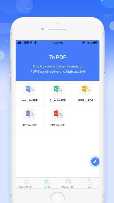 「Apowersoft PDF変換アプリ」のスクリーンショット 2枚目