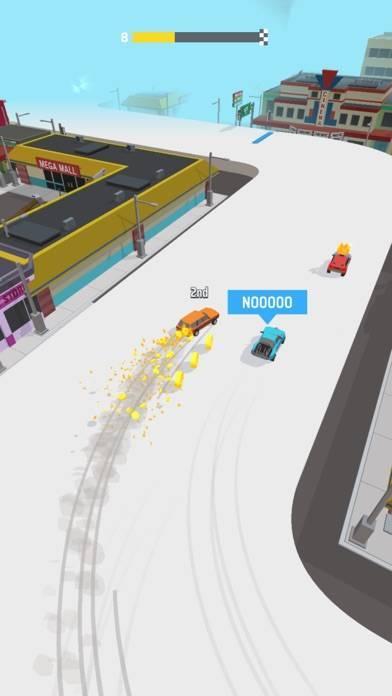 「Drifty Race!」のスクリーンショット 1枚目