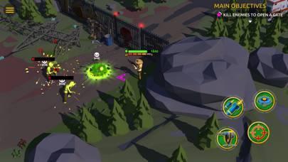 「Zombie Blast Crew」のスクリーンショット 2枚目