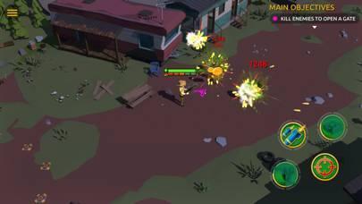「Zombie Blast Crew」のスクリーンショット 1枚目