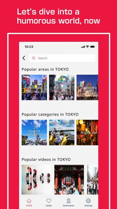 「DIVE JAPAN-Video Travel Guide」のスクリーンショット 3枚目