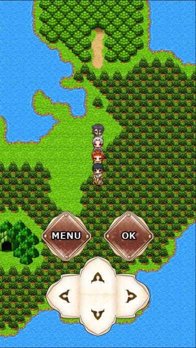 「はじまりの島 -淡路島日本遺産RPG-」のスクリーンショット 2枚目