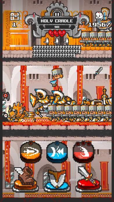 「Tower Breaker - Hack & Slash」のスクリーンショット 1枚目
