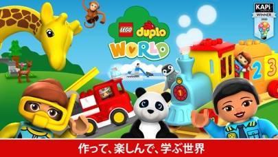 「LEGO® DUPLO® WORLD」のスクリーンショット 1枚目