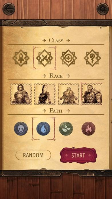 「Spellsword Cards: Origins」のスクリーンショット 2枚目