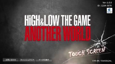 「HiGH&LOW THE GAME」のスクリーンショット 2枚目