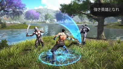 「Evil Lands: MMO RPG」のスクリーンショット 2枚目