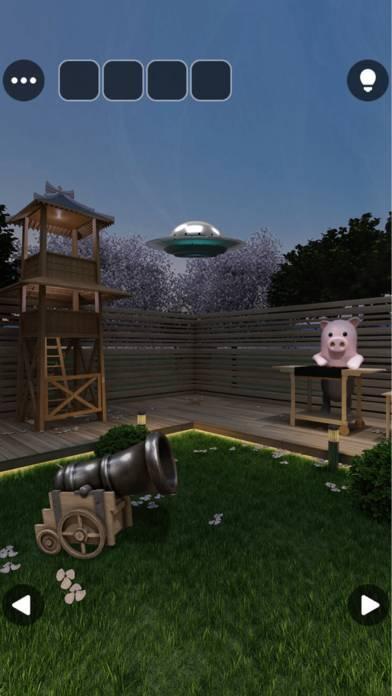 「脱出ゲーム-Escape Rooms 謎解きゲーム」のスクリーンショット 3枚目