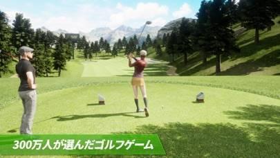 「ゴルフキング: ワールドツアー」のスクリーンショット 1枚目