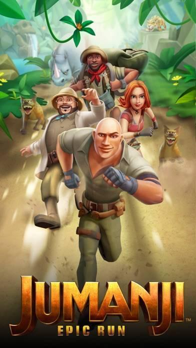 「Jumanji: Epic Run」のスクリーンショット 1枚目