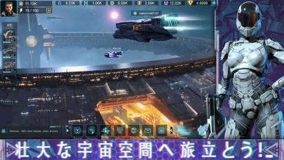 「Infinite Galaxy」のスクリーンショット 1枚目