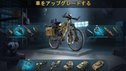 「ゾンビの夜明け: サバイバルオンライン」のスクリーンショット 3枚目
