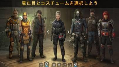 「ゾンビの夜明け: サバイバルオンライン」のスクリーンショット 1枚目