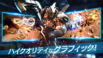 「Gigantic X」のスクリーンショット 3枚目