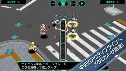 「メダロットS ~ロボットバトルRPG~」のスクリーンショット 2枚目