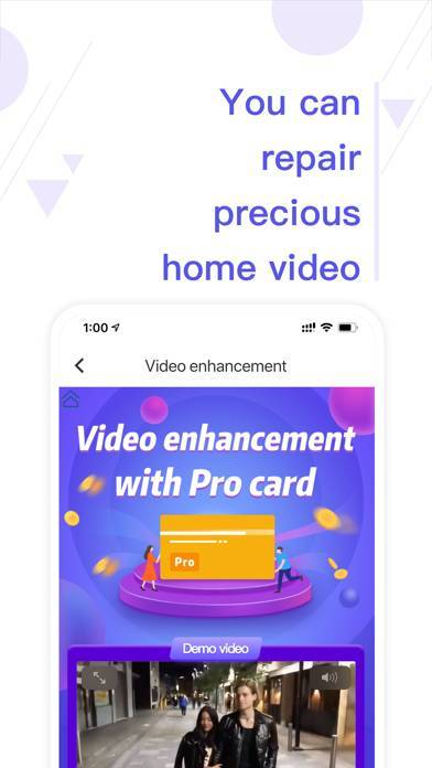 「Remini - photo enhancer」のスクリーンショット 2枚目