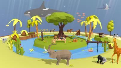 「癒しの水中ガーデン3D -Noah Aqua -」のスクリーンショット 2枚目