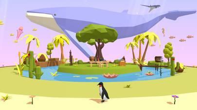 「癒しの水中ガーデン3D -Noah Aqua -」のスクリーンショット 3枚目