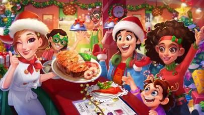 「Cooking Frenzy - 賑やかなキッチン」のスクリーンショット 1枚目
