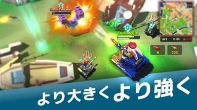「PvPets: Tank Battle Royale」のスクリーンショット 2枚目