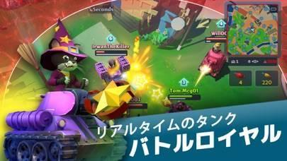 「PvPets: Tank Battle Royale」のスクリーンショット 1枚目