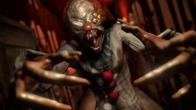 「Death Park: 怖いホラーゲームアドベンチャーピエロ」のスクリーンショット 1枚目