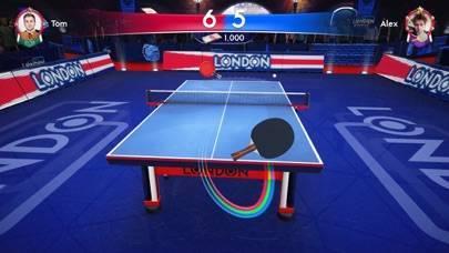 「Ping Pong Fury」のスクリーンショット 1枚目