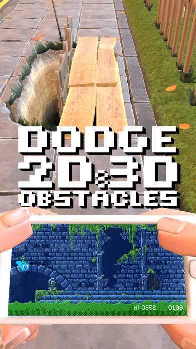 「Double Dodgers」のスクリーンショット 2枚目