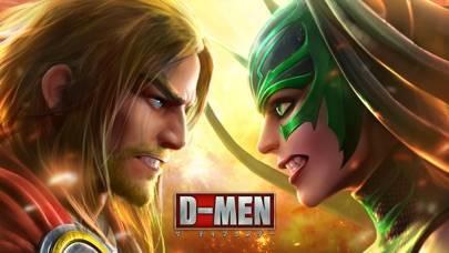 「D-MEN ザ  ディフェンダー」のスクリーンショット 1枚目