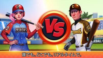 「Baseball Clash: Real-time game」のスクリーンショット 2枚目