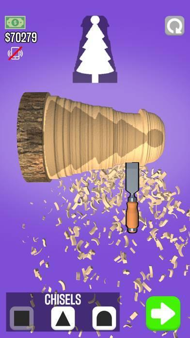 「Woodturning 3D」のスクリーンショット 1枚目