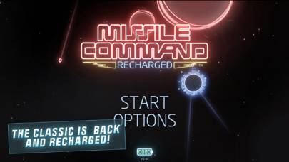 「Missile Command: Recharged」のスクリーンショット 1枚目