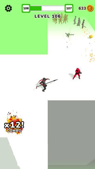「Crowd Master 3D」のスクリーンショット 1枚目